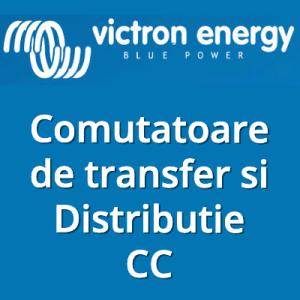 Comutatoare de transfer si distributie CC