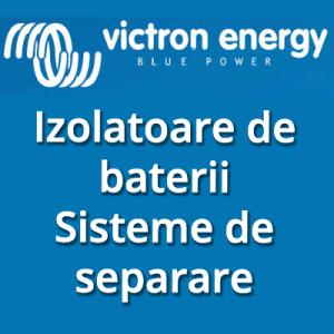 Izolatoare de baterii, sisteme de separare