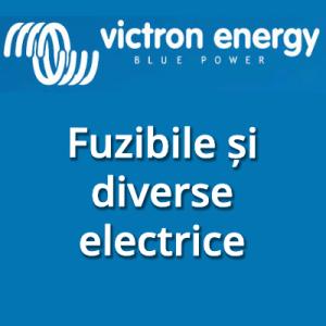 Fuzibile si Diverse electrice